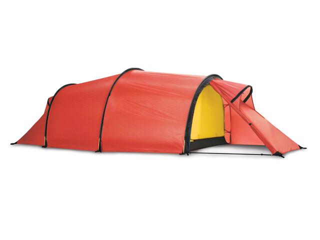 Hilleberg Kaitum 3 teltta , punainen